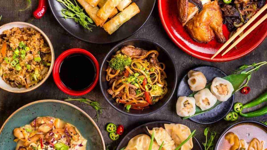 Berbagai sajian kuliner tionghoa yang memberikan kekayaan kuliner nusantara